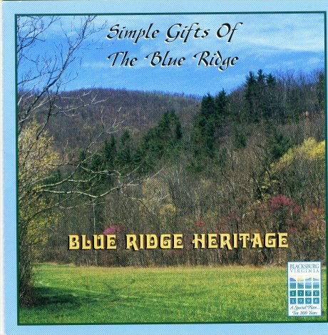 Blue Ridge Heritage